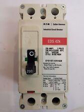 Eaton (Cutler-Hammer) EDS2200 Circuit Breaker 200 Amp 240 VAC 2 Pole