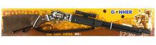Gonher Jefferson Rifle Cap Gun Metal 1104 Toy Child Cowboy Costume Accessory