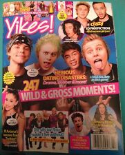 Yikes 5SOS One Direction R5 Ariana Grande Cameron Dallas Feb 2015 FREE SHIPPING!