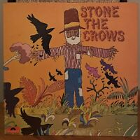 Stone The Crows 1970 Polydor Records Vinyl LP Gate Fold Pressing Rock
