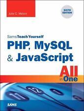 Php, MySql & JavaScript All in One, Sams Teach Yourself (Paperback or Softback)