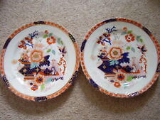 Freda RS England Porcelain plate,set of 2,Chinese design