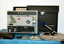 S8mm Super 8 Filmprojektor Elmo GS 1200 duoplay Projektor projector projecteur