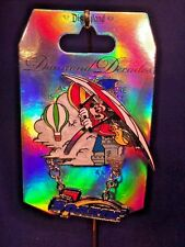 Disneyland 60th Anniversary Diamond Decades Collection Soarin Mickey Pin 11253