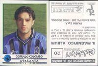 CALCIATORI PANINI 2001/02 *Figurina-sticker  N.20* NEW