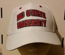 official photos 3539c 216da adidas NC State Wolfpack Structured Adjustable Hat - College FREE SHIPPING.