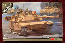 """1/35 Academy M1A1 Abrams """"Iraq 2003,"""" Kit # 13202 Appears new"""