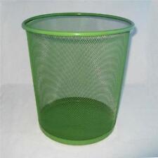 Pattumiere cestino verde