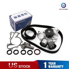 Timing Belt Kit Water Pump for  2.5L 2.7L w/Hydraulic Tensioner 99-10 Kia Hyunda
