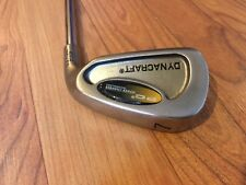 Dynacraft PC-3 7 Iron With Standard S300 Steel Shaft RH Ladies Lenght