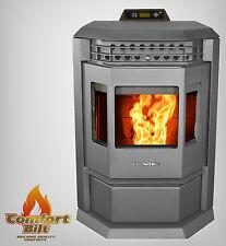 Comfortbilt HP22 Carbon Black Pellet Stove Fireplace 50000 btu Special Price