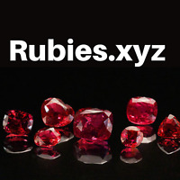 RUBIES.xyz Domain Name For Sale, One Word Domain Name