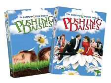 Pushing Daisies Complete Series Seasons 1-2 DVD SET Collection TV Show Lot Box R