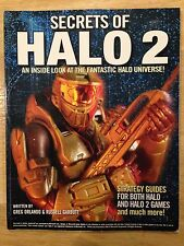 Secrets of Halo 1 & Halo 2 Xbox Two Strategy Game Guides in One