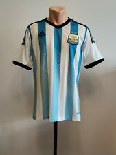 Football shirt soccer FC Argentina Home 2013/2014 jersey National Team Messi S