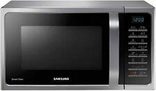 Samsung MC28H5015CS Mikrowelle Grill Heißluft 28 L Silber silver