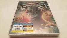 Pitch Black Steelbook Reel Heroes (Blu-ray/Dvd Combo, Usa) Rare Riddick