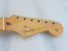 1986 FENDER STRATOCASTER MAPLE NECK - '57 REISSUE