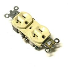 Pass & Seymour 5342-1 Duplex Receptacle 20 Amps 125 Volts