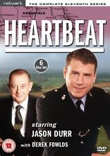 HEARTBEAT the complete eleventh series 11. Six discs. New sealed DVD.