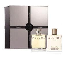 Chanel Allure Homme 3.4 oz / 100 ml Eau De Toilette and After Shave Gift Set