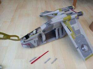 Green Republic Gunship Star Wars