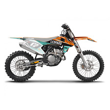 New KTM Marchetti Rep SX SXF 125 250 350 450 16-18 EXC EXCF 17-19 Graphics Kit
