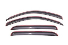 WINDOW VENT VISORS Shades In Channel 194515: CHEVY AVALANCHE 2007-2013