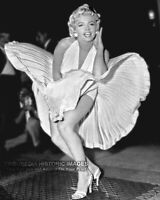 1954 Vintage MARILYN MONROE 8X10 Photo * Seven Year Itch Movie * Dress Blowing