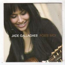 (FY612) Jade Gallagher, Porte Moi - 2008 DJ CD