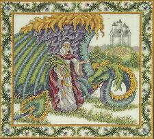 "TW Designworks/Teresa Wentzler ""The Princess and the Dragon"" Pattern"
