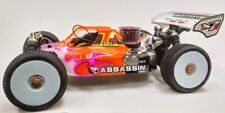 LeadFinger Racing Assassin Body (clear) for Mugen MBX7R ECO Buggy - LFRE3034