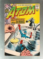 Atom #2  DC Comics 1962