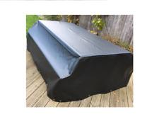 PICNIC BENCH COVER 2230MM X 1630MM X 700MM  - 610GSM RIPSTOP PVC