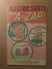 Electric Safety from A to Zap! 1972