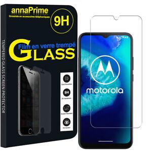 """Vitre Protecteur d'écran Film Verre Trempe pour Motorola Moto G8 Power Lite 6.5"""""""