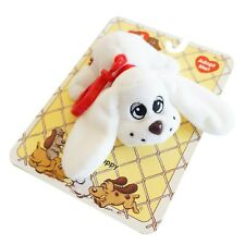 Pound Puppies Clip on white pup
