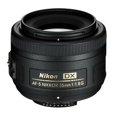 Nikon AF-S 35mm f/1.8G DX Lens *NEW*