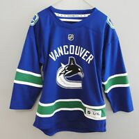 NHL Vancouver Canucks Home Hockey Jersey New Youth L/XL