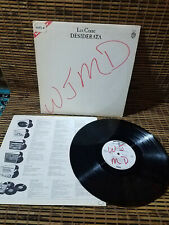 rare breaks LES CRANE drums DESIDERATA drama samples JOHN GUERIN funky OG LP