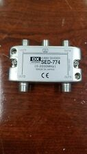DX Antenna SED-774 4 Way Divider 5-2050 MHz