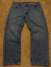 2006 Mens Tommy Hilfiger CLASSIC FIT Blue Jeans Tag Size 38x30 actual = 36 x 29