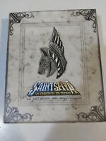 SAINT SEIYA CABALLEROS DEL ZODIACO LEYENDA SANTUARIO 2 X DVD + Blu-Ray Libro AM
