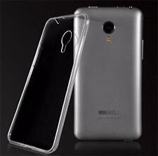 2PCS Clear Skin Ultra Thin Soft TPU Case Cover For Meizu Meilan Note2/M2 Note