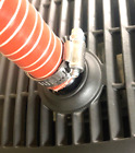 Generator 1' Silicone Coated Exhaust Extension 12' in Long