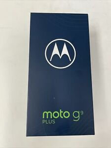 Motorola Moto G9 Plus XT2087-1 128GB GSM Unlocked Android Phone - Azul Blue