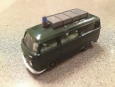 """Polizei"" Vw Bus From Viking - Early 70'S - Made In Germany Scale Ho"