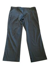 Nike Golf Dri-Fit Pants Slacks Bottoms Mens Black