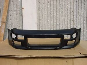Fits Nissan 90-96 300ZX Coupe Gdy- style Urethane front bumper bodykit