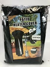Waterproof Outdoor Patio Heater Cover Snow Rain Dust Protector Heavy Duty NEW